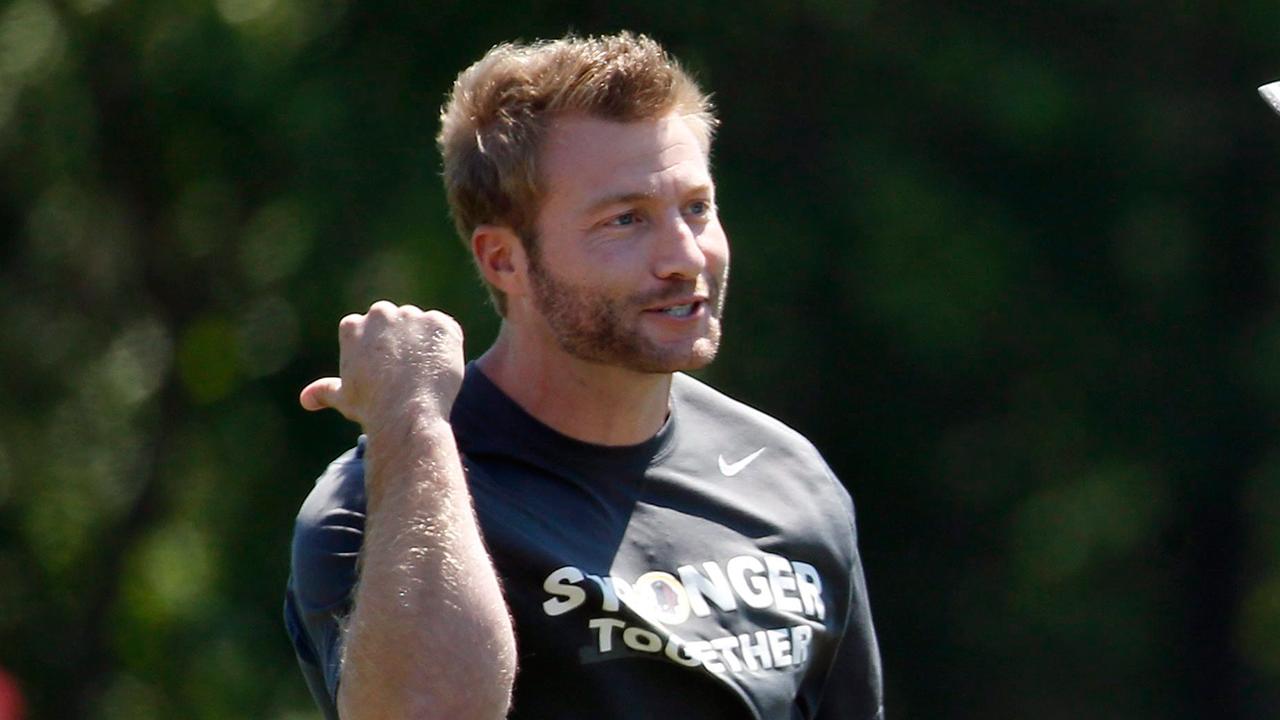 Rams make Sean McVay y...