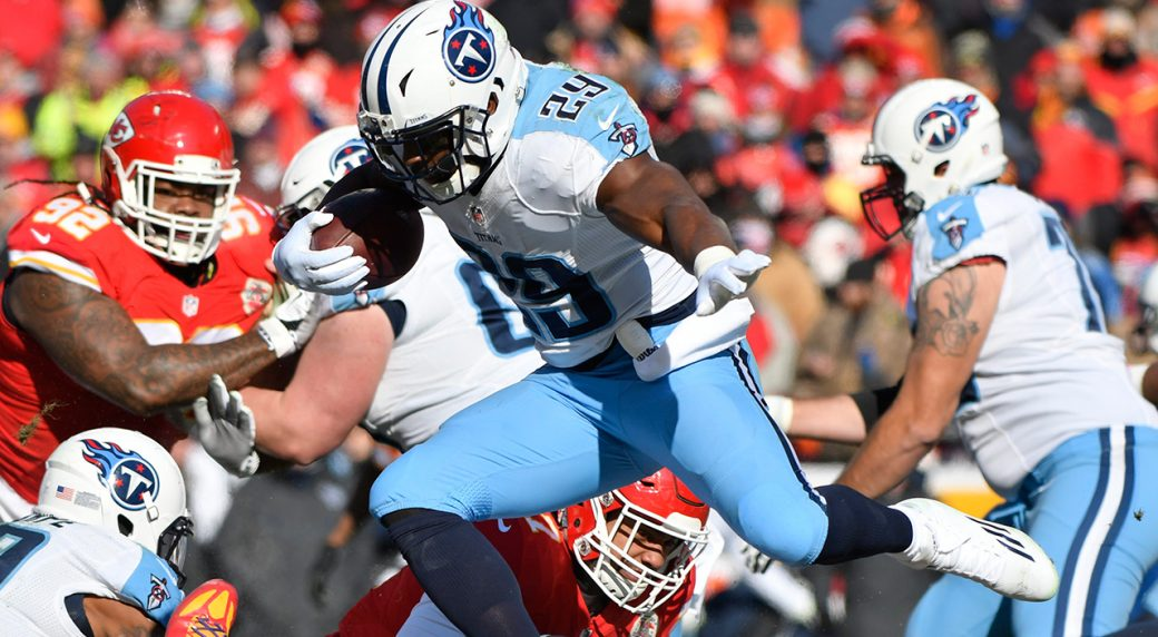 DeMarco Murray Among 3 Titans Players Listed As Questionable