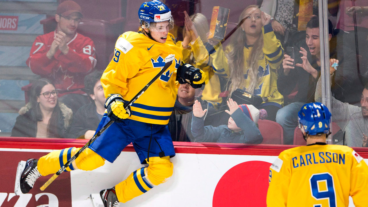 WJC: Tournament Quarterfinals Takeaways - Canada Should Fear Skilled Sweden Squad