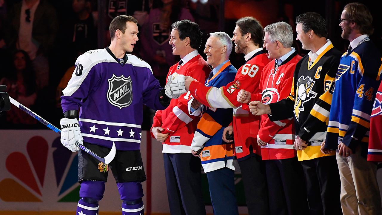 a1dacd6f8 In photos  Memorable NHL All-Star jerseys over the years - Sportsnet.ca