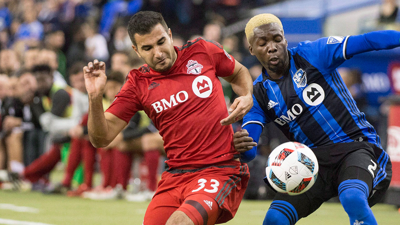 Does Beitashour have to earn his starting job back for TFC?
