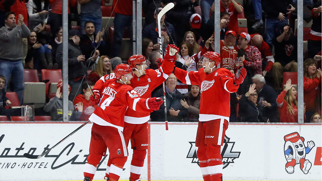 2017-18 NHL Team Preview: Detroit Red Wings