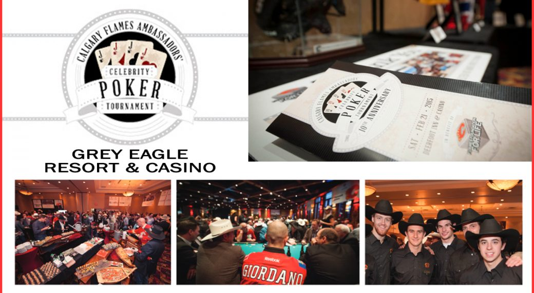 Calgary poker tournament schedule