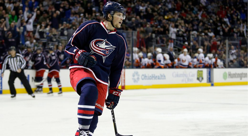 RFA Josh Anderson requests trade from Blue Jackets - Sportsnet.ca