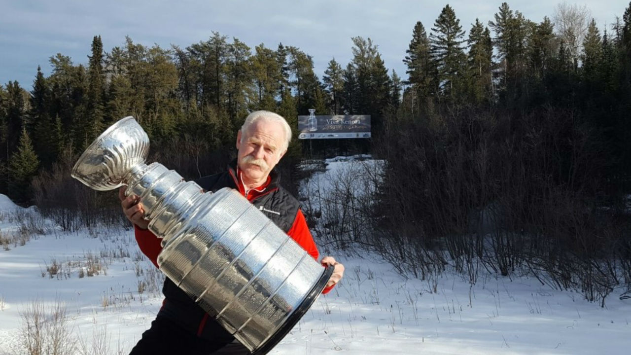 Lanny McDonald talks Hockey Day, moustaches, and his dream shinny team