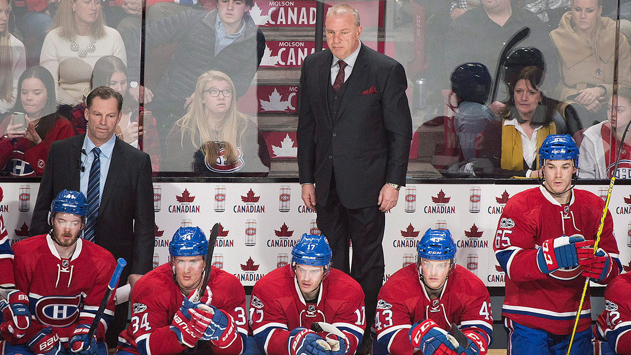 Therrien On Borrowed Time As Canadiens Stumble Into Bye Week?