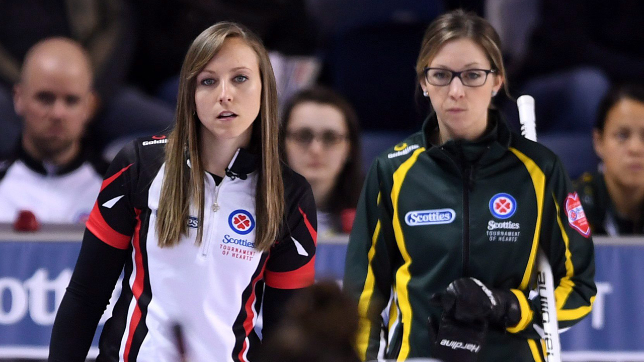 Canada S Homan Beats Russia To Remain Undefeated At Women