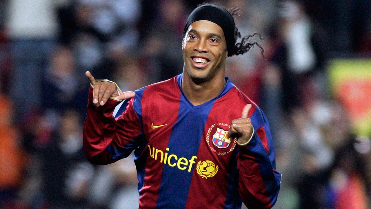 Brazil's Ronaldinho confirms retirement and plans farewell