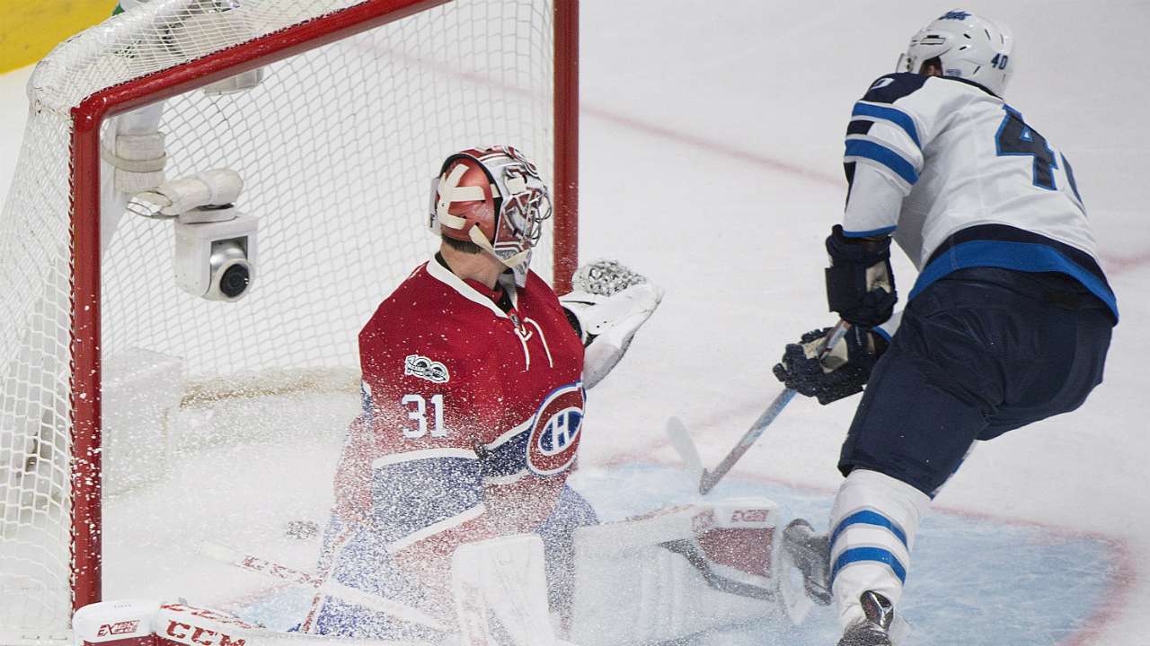 Jets top Canadiens to spoil Julien's Montreal return