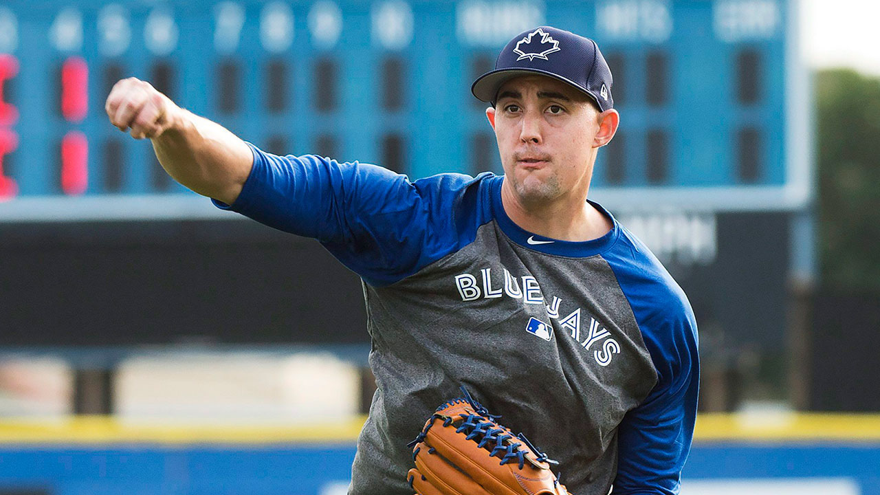 Toronto Blue Jays; Aaron Sanchez