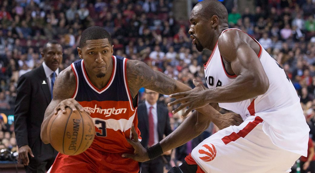 Raptors-Wizards series preview  Matchups 059981dd7