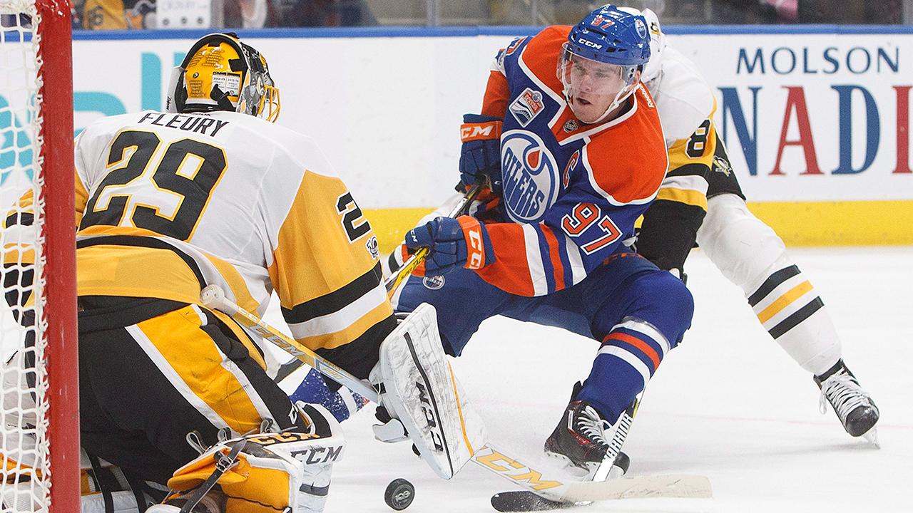 Thriller In Edmonton Only Validates Crosby-McDavid Comparisons