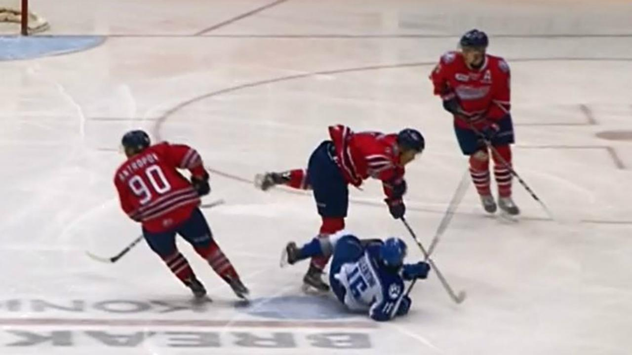 OHL: Generals And Wolves Get Physical As Brassard Lays Massive Hit On Valentini (video)