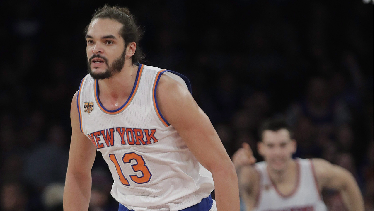NBA bans Knicks' Joakim Noah 20 games for drug violation ...