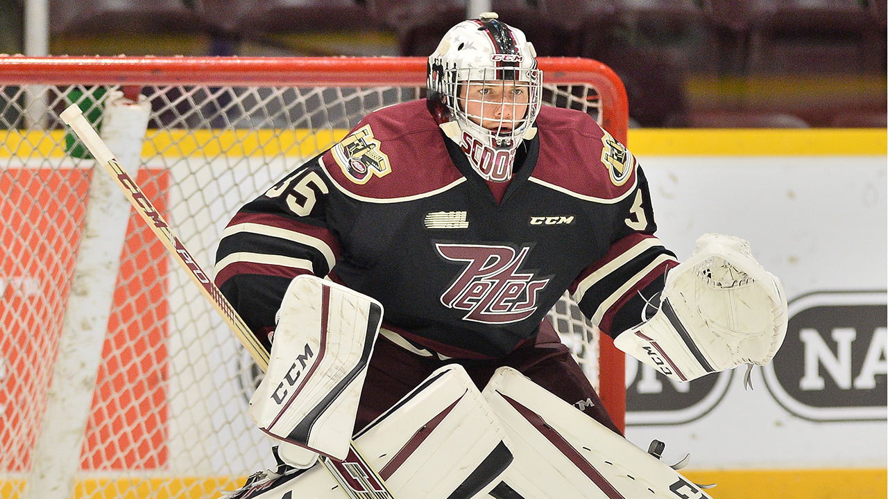 OHL: Roundup - Scott Smith Perfect As Petes Blank 67's