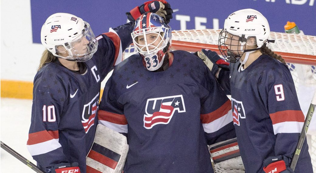 Us Women S Hockey Team Lacks Coach With Olympics One Year Out
