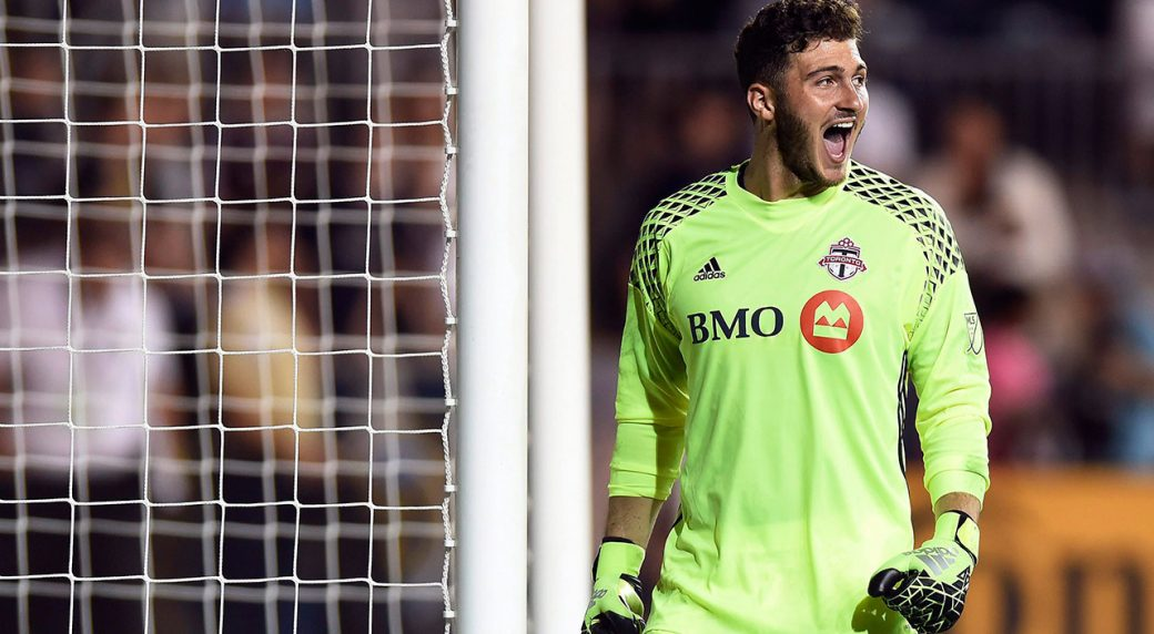 4e78f8e0c63 Toronto FC sign goalkeeper Alex Bono to extension - Sportsnet.ca