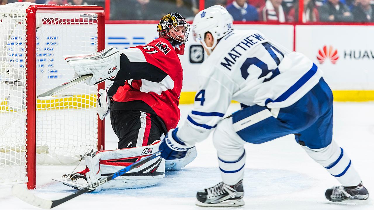 NHL 2017-18 season: Toronto Maple Leafs schedule