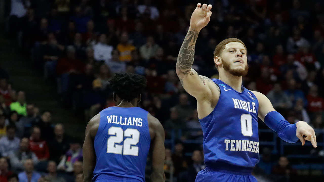 Middle Tennessee takes down Minnesota for first tournament ...