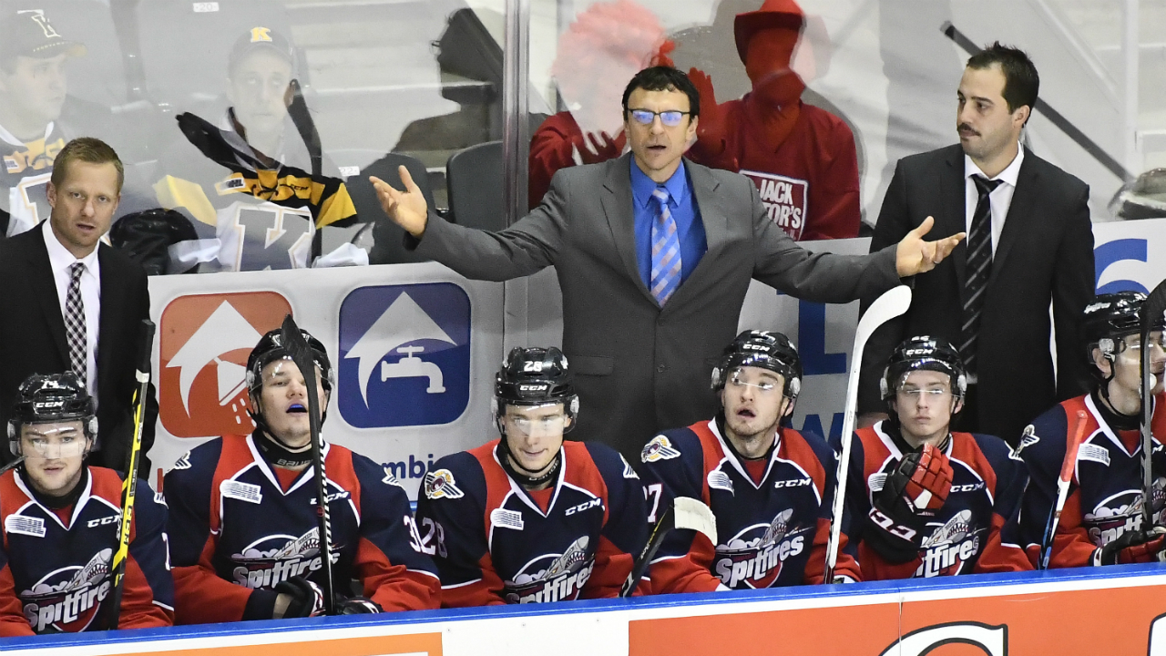 CHL: Notebook - Spitfires' Thompson Rants About 'disrespectful' Knights