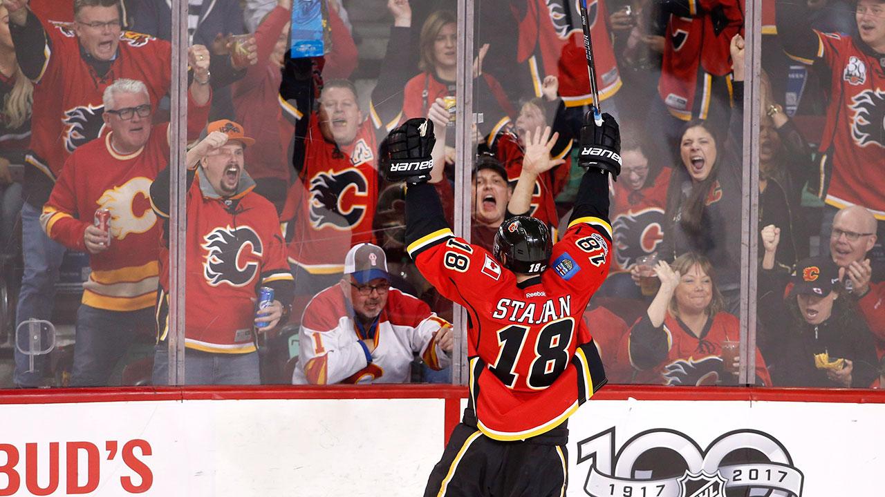 NHL 2017-18 season: Calgary Flames schedule
