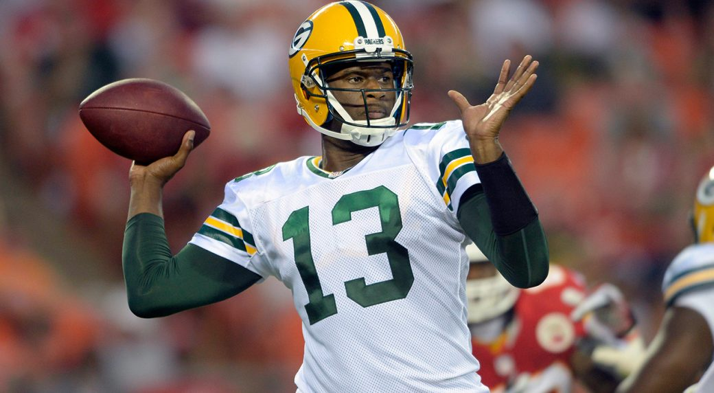 Vince Young hoping to sign with CFL Saskatchewan