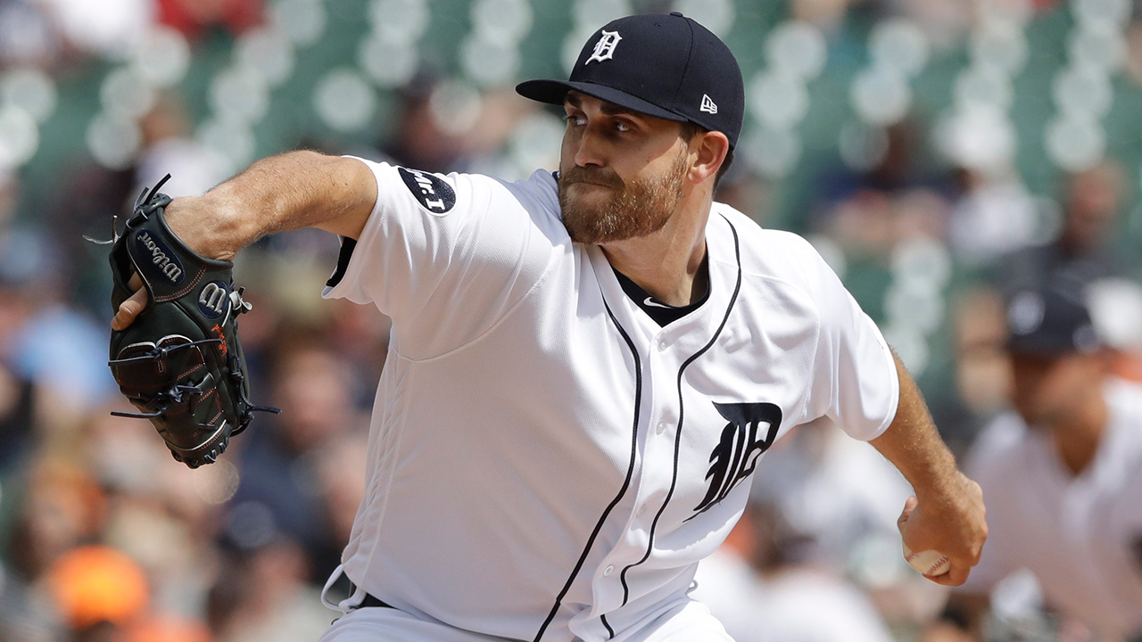 Tigers' Matthew Boyd falls an out short of no-hitter