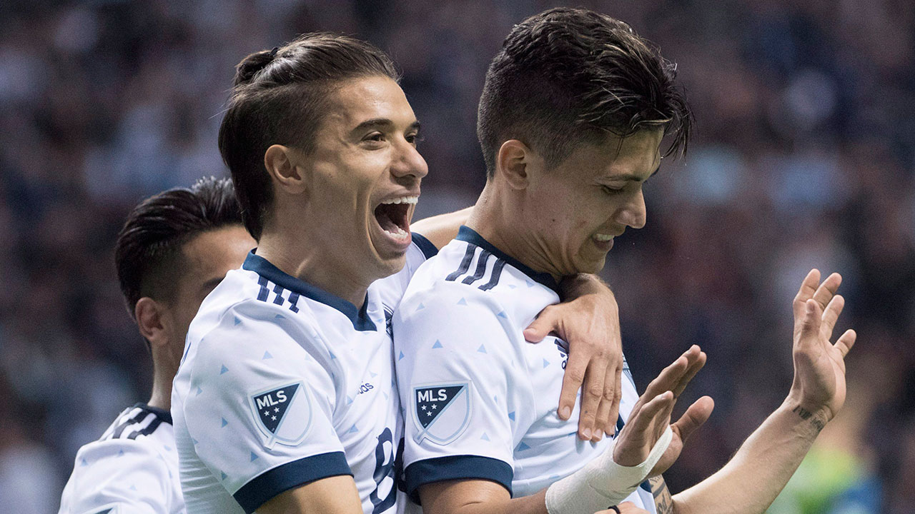 Whitecaps steadying the ship after rocky start to season