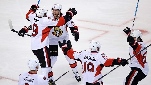 Predators rally back in OT to take 3-0 series lead over Blackhawks