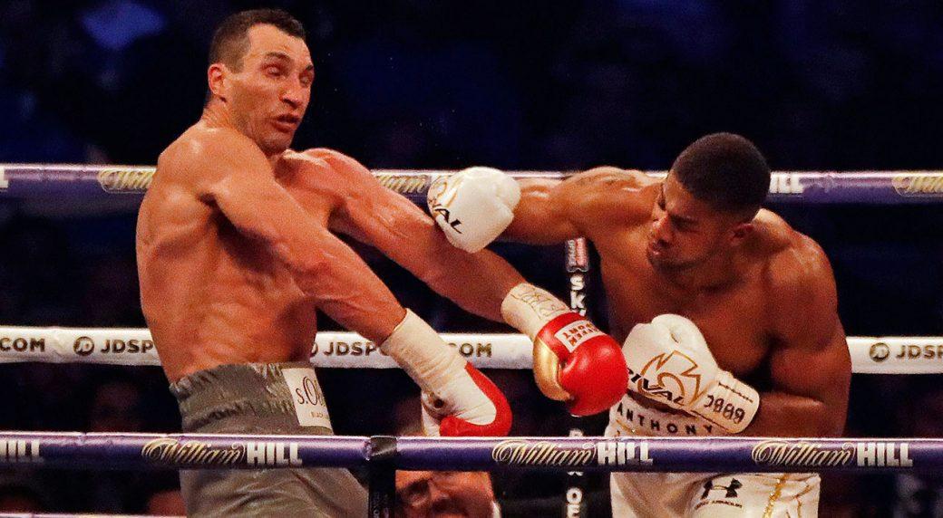 Wladimir Klitschko Gegen Anthony Joshua