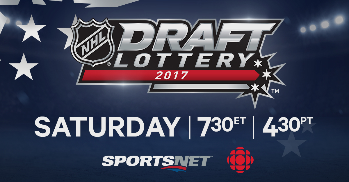 2017 NHL Draft Lottery FAQ: All you need to know - Sportsnet ca