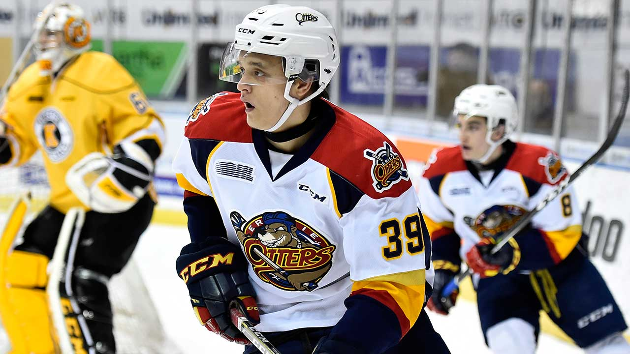 OHL: Playoffs - Otters Beat Attack To Take 3-2 Lead In West Final