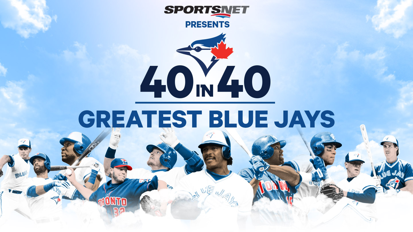 25f087cd353 You Tell Us  Rank the 40 greatest Blue Jays of all time - Sportsnet.ca