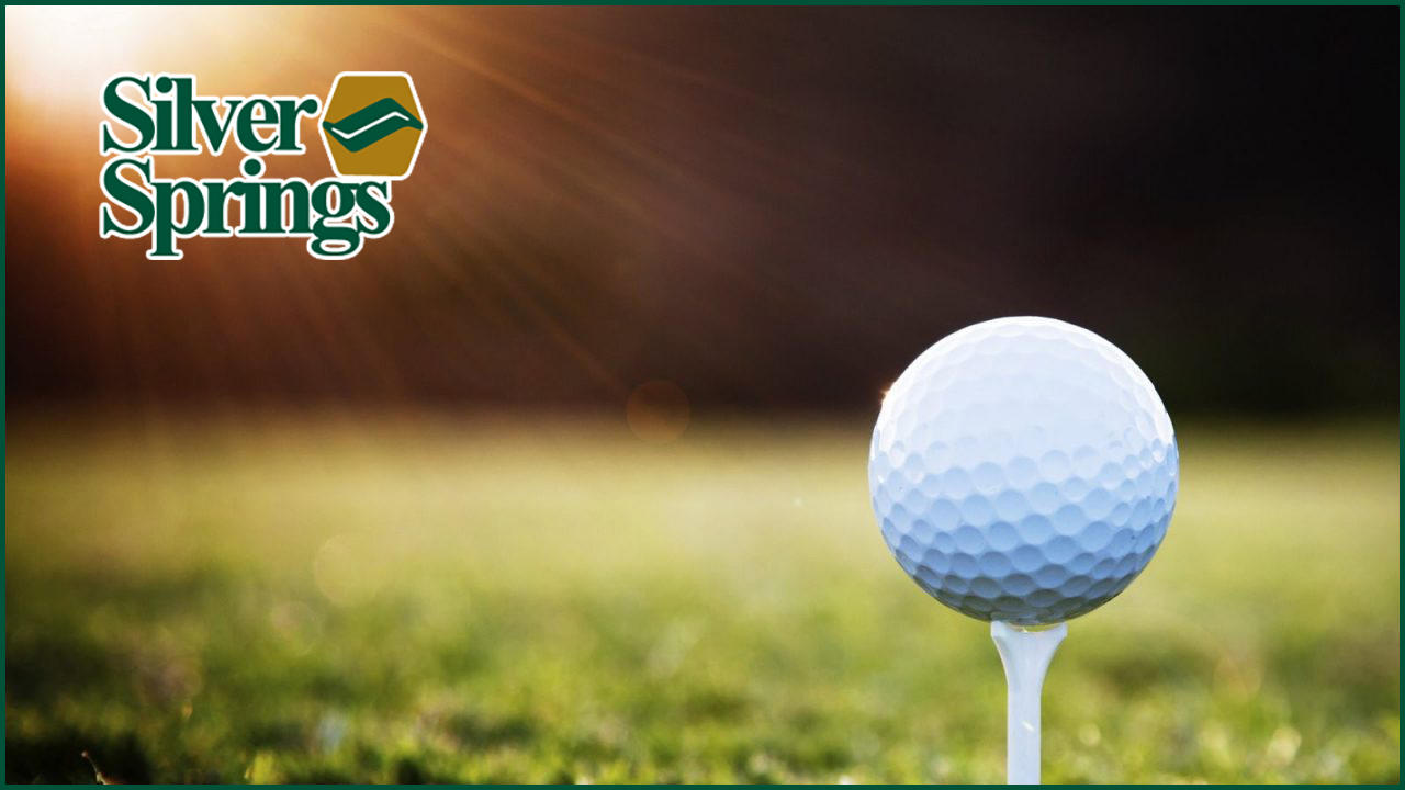 Enter now to win a golf experience at silver springs golf for Enter now to win
