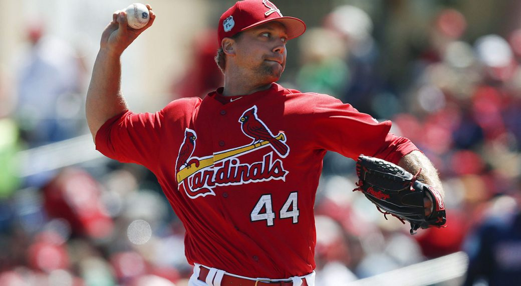 Cardinals activate Rosenthal from 10-day disabled list ...
