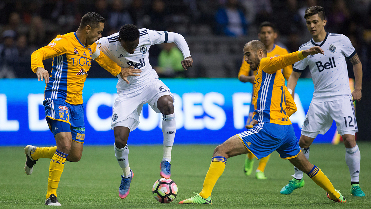 Whitecaps fall to Tigres in CONCACAF Champions League semifinal