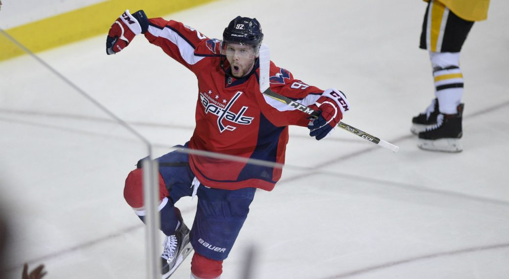 1f51a65c81d Evgeny Kuznetsov re-signs with Capitals for eight years - Sportsnet.ca