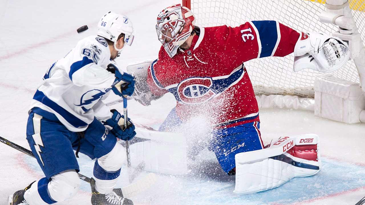 NHL 2017-18 season: Montreal Canadiens schedule