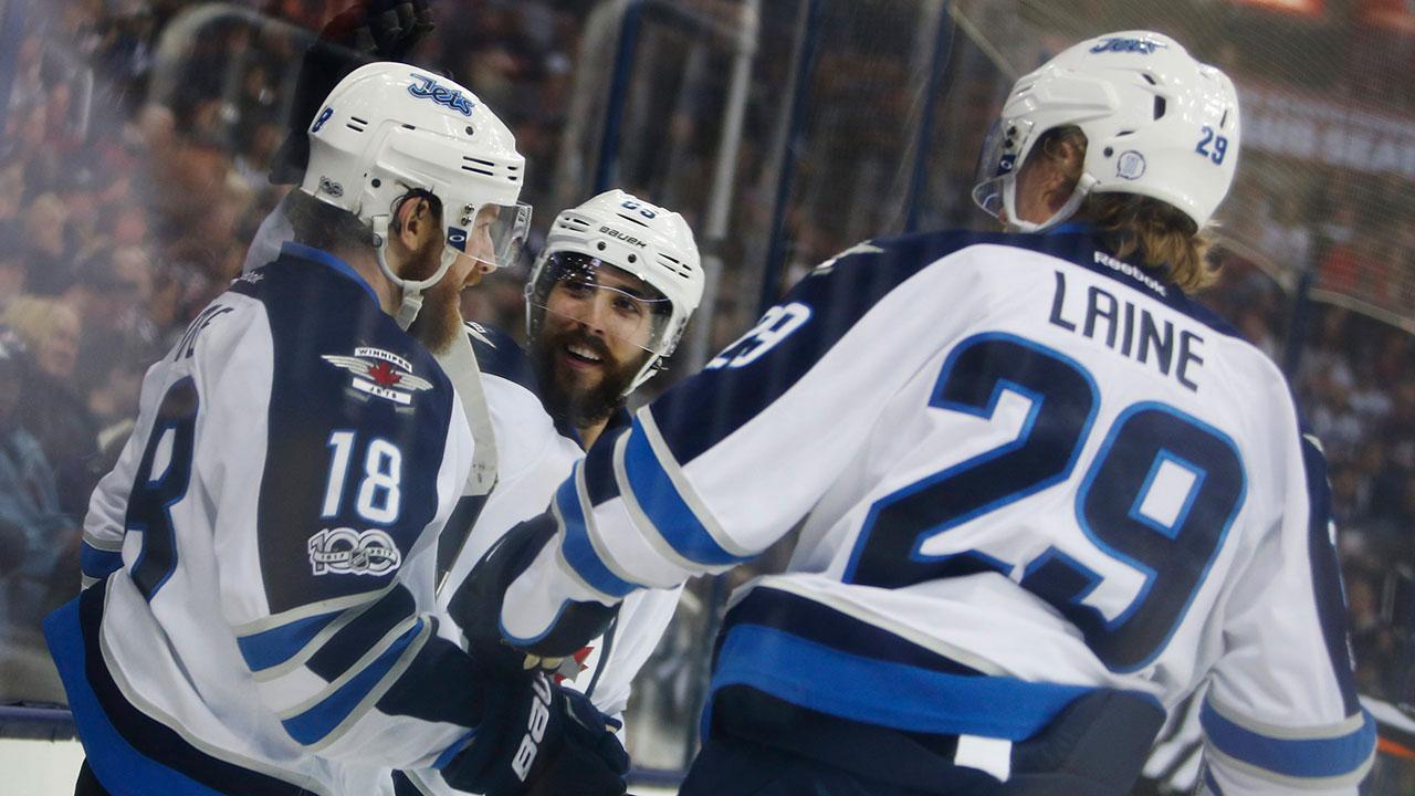 NHL 2017-18 season: Winnipeg Jets schedule