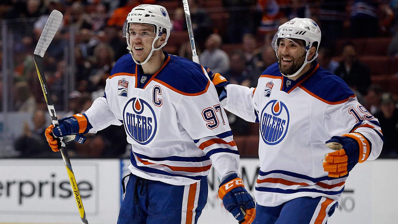 NHL 2017-18 season: Edmonton Oilers schedule