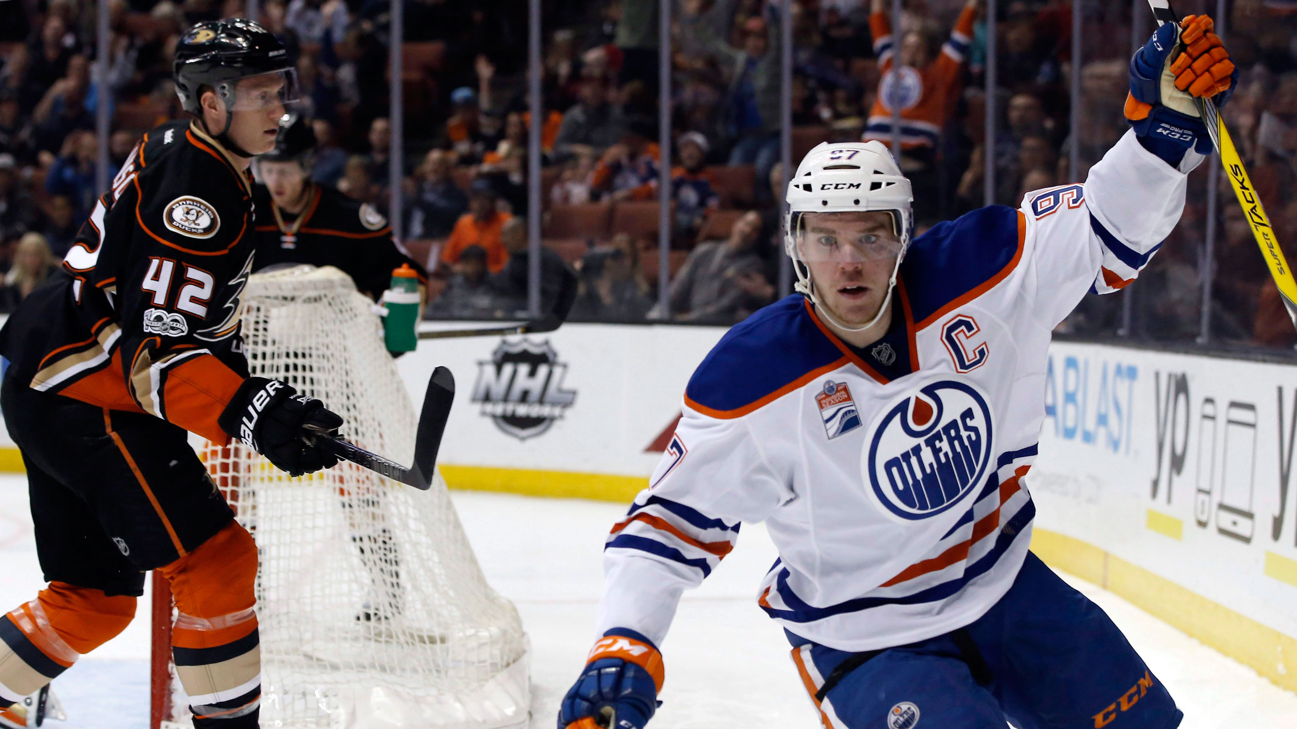 Figuring out how the Oilers can take down the Ducks