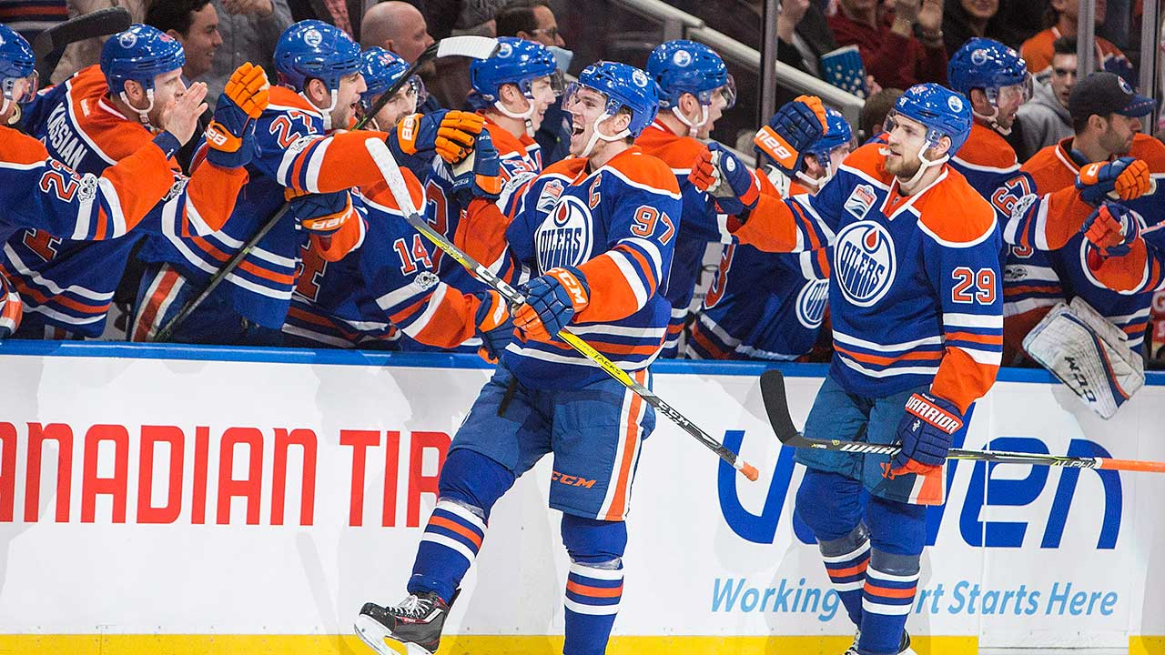 Connor McDavid Continues To Blow Away Expectations