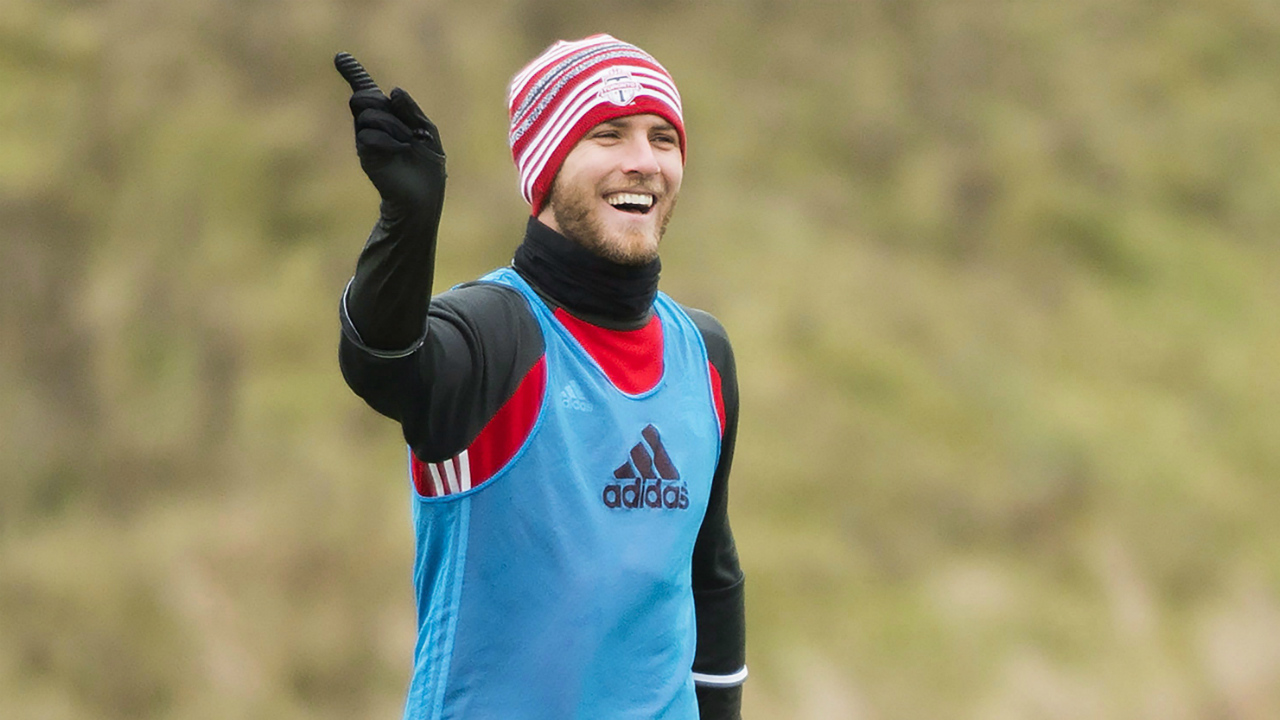 Michael Bradley remains the anchor of Toronto FC