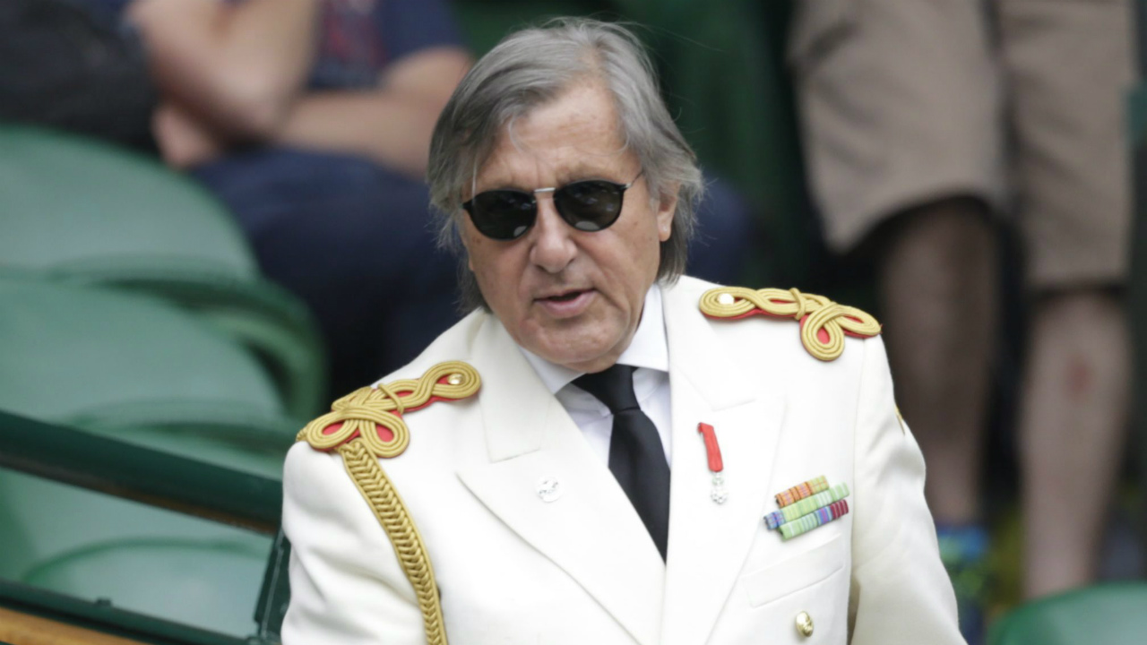 Banned from tennis, Nastase starts new career as diplomat