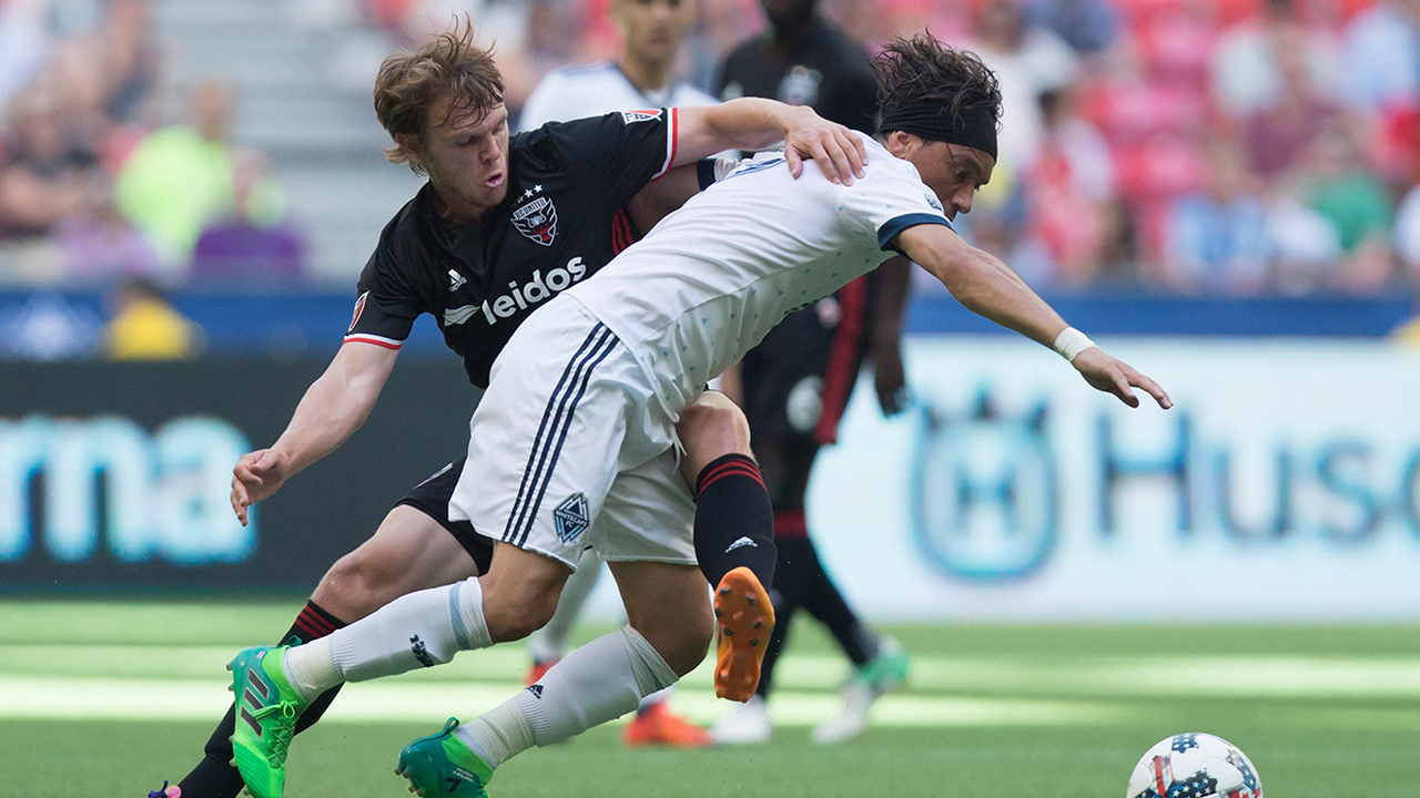 Whitecaps fall to D.C. United after Techera misses late penalty