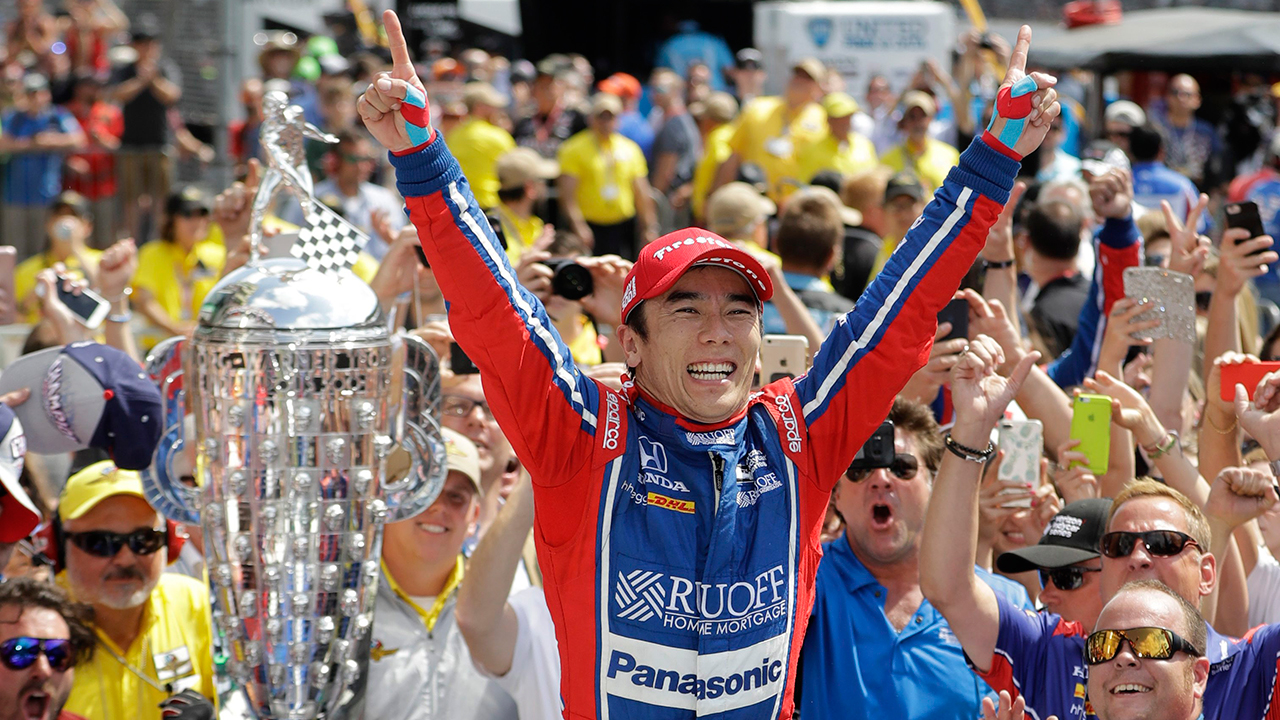 Indy 500 winner Takuma Sato to drive for Rahal in 2018