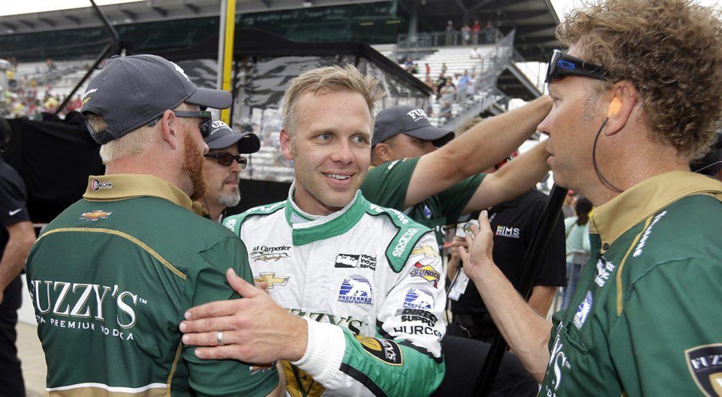 Scott Dixon wins 2017 Indy 500 pole position