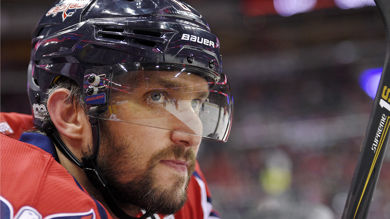 The tragic story of the Ovechkin family