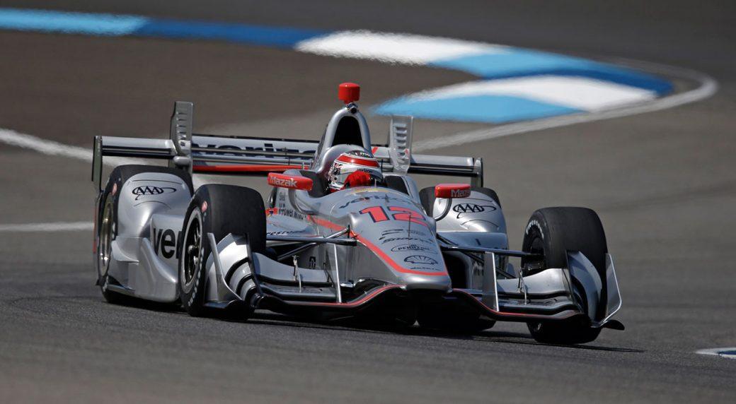 Will Power breaks IndyCar Grand Prix qualifying record - Sportsnet.ca