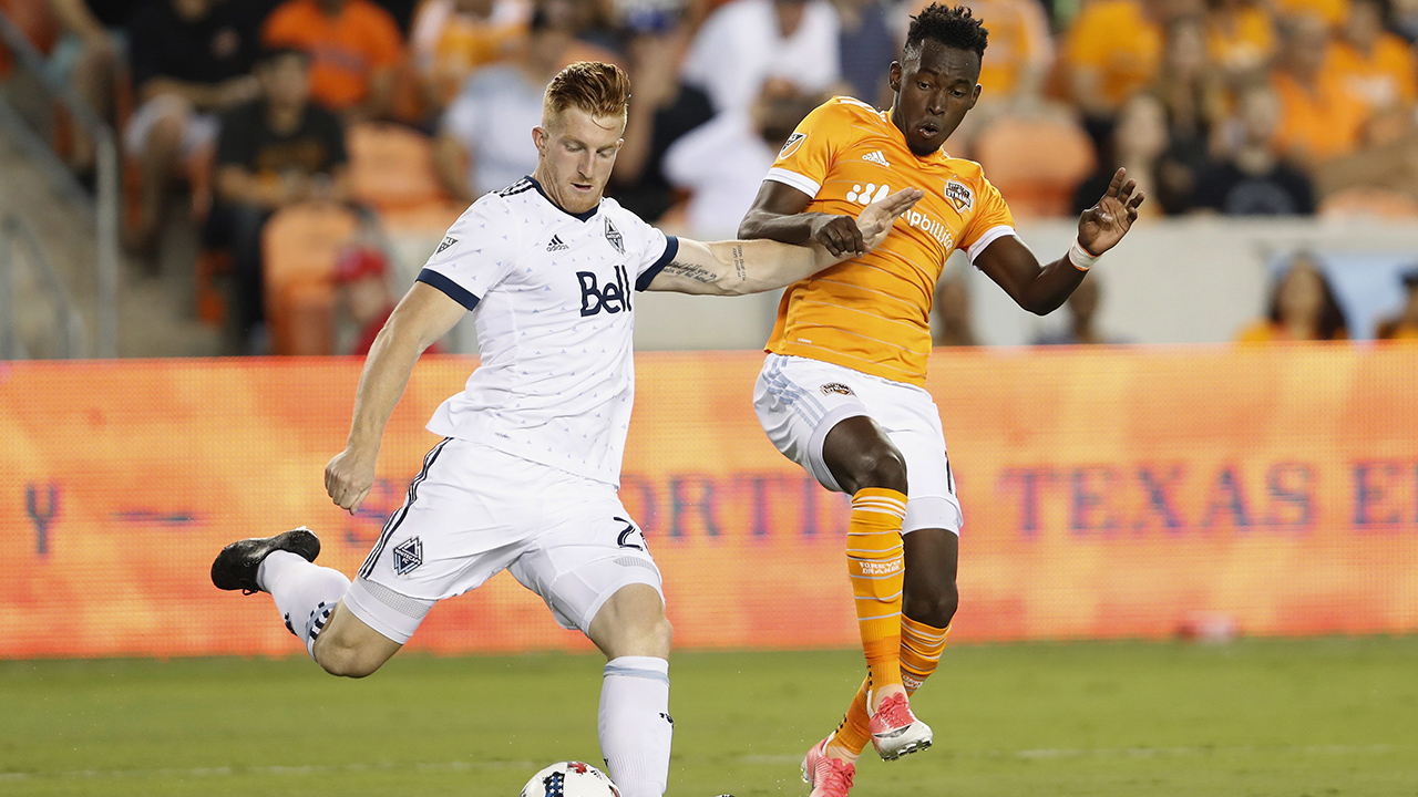 Whitecaps frustrated by Dynamo in road loss